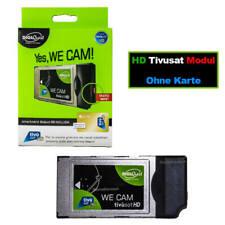 HD Tivusat Modul - ohne Karte WE Digiquest für Blaue und Gold Tivu SAT Karte CI+