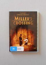 Miller's Crossing Special Edition DVD 4 Gangsters Organised Crime Albert Finney