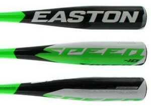 Easton Youth Baseball Bat Speed USA -10 Boys 2 5/8 Barrel YBB19SPD10 A112937