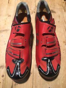 Bontrager Race XXX Lite Ltd Shoe EU42/US9 Red