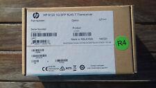 New HP X120 1000Base-T JD089B - Manufacturer Sealed