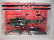 Combat Helicopter Aerospatiale AS332 SUPER PUMA (France) Altaya 1/72 Metal