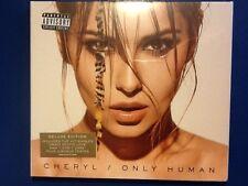 CHERYL.       CD.            CHERYL. /.     ONLY. HUMAN.