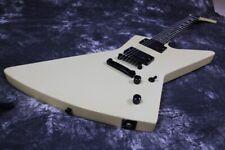 ESPS Electric Guitar Cream Color Finger Inlay EMG Pickups