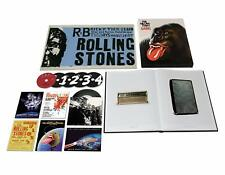 The Rolling Stones GRRR Super Deluxe Edition 4 CDs / Art / Book / Vinyl - NEW
