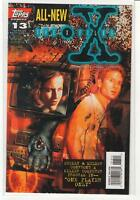 The X-Files #13 Mulder Scully Topps Comics 9.6