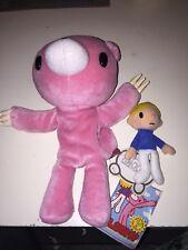 Pink Gloomy Bear Classic Puppets Rare Anime