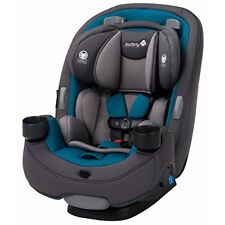 Safety1st Grow and Go 3-in-1 Convertible Baby Toddler Child Car Seat, Blue Coral