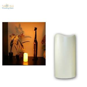 LED Candle 15cm with Timer for Outdoor Candles Elktrisch Pillars Candle Leds