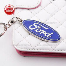 3D Ford Logo Car Home Alloy Key Chain Fob Ring Gift Decoration Accessories Sport
