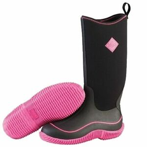 Muck Boots Hale Multi-Season Women's Insulated Gumboots in Hot Pink