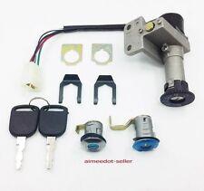 New Ignition Key Switch Set  VIP Champion GMI 102 Chinese Scooter GY6 150cc 50