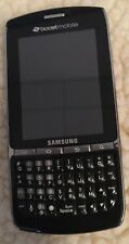 Samsung Replenish SPH-M580 - Black (Boost Mobile) Smartphone Fast Ship Good Used
