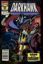 DARKHAWK #1 NEAR MINT- 9.2 1991 MARVEL COMICS
