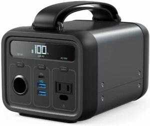 Anker Powerhouse 200, 213Wh/57600mAh Portable Rechargeable Generator Clean & Sil
