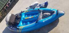 inflatable KAYAK SEVYLOR  K1 quickpak canoe