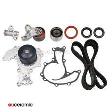 Timing Belt Kit Hydraulic Tensioner Water Pump for Honda Acura Isuzu 3.2L 3.5L