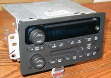 UNLOCKED 03-2006 GMC Sierra CHEVY SILVERADO TAHOE CD CASSETTE TAPE PLAYER RADIO