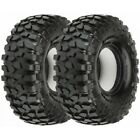 "Pro-Line BFGoodrich Krawler T/A KX 1.9"" Predator Rock Crawler Tires & Foam TRX-4"