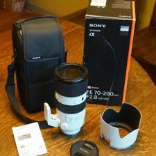 Sony serie G 70-200 mm f/2, 8 GM OSS FE Universale obiettivo della fotocamera
