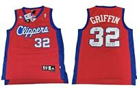 BLAKE GRIFFIN HAND SIGNED AUTOGRAPHED INSCRIBED JERSEY WITH PROOF AND UDA COA