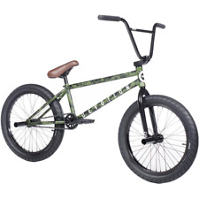 "2018 CULT BMX BIKE DEVOTION 20"" BICYCLE PATINA GREEN SUNDAY FIT KINK HARO"