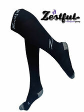 ZESTFUL Medical Compression Socks 20-30 mmHg Men And Women - Medium