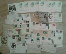 39 Briefe Postkarten Deutsches Reich