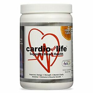 Cardio for Life Powder Orange - SUPPORTS HEART HEALTH, 16 oz