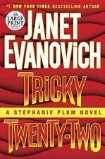 Stephanie Plum: Tricky Twenty-Two by Janet Evanovich (2015, Paperback, Large...