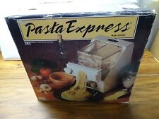 Pasta Express X2000 Electric Pasta Maker Machine
