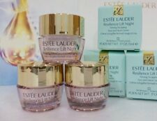 Estee Lauder Resilience Lift Night Firming/Sculpting Face and Neck Creme 5mlX6pc