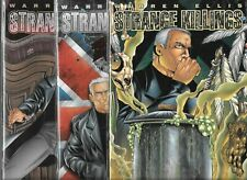 GARTH ENNIS STRANGE KILLINGS STRONG MEDICINE #1-#3 SET (NM-) AVATAR COMICS