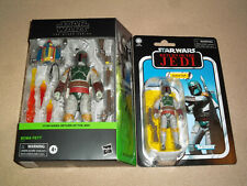 Star Wars Black Series Boba Fett Deluxe Figure Vintage Collection 186 Brand New