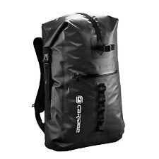 Caribee Trident 32L Waterproof Backpack Gear Sack Roll Top Closure BLACK