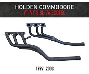 Headers / Extractors for Holden Commodore VT-VY 3.8L V6 Ecotec - Tuned