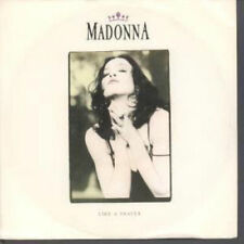 Madonna Promo Music Records