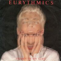EURYTHMICS -  THORN IN MY SIDE / IN THIS TOWN.  (UK, 1986, RCA, DA 8)