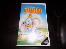 Dumbo (VHS, 1998) The Classics EUC FREE USA SHIPPING