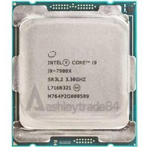 Intel Core i9-7900X 3.3GHz 10-Core SR3L2 Desktop Processor LGA 2066