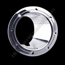 For JEEP Wrangler 2007-2013 2014 Chrome Gas Rim Outline Door Cover Circle Trim