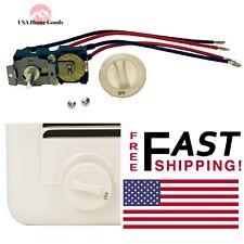 Almond Integral Double-Pole Thermostat Control Kit 22 Amp Com-Pak Series Heater