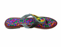 Women Slippers Indian Handmade Traditional Loafers Flats UK 3.5 EU 36
