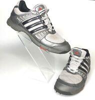 Adidas Mens Size 7.5 Golf Shoes Grey 791003 B5