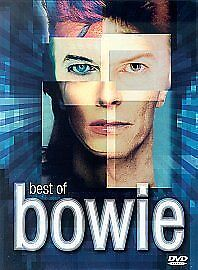 David Bowie: The Best Of DVD (2002) cert E Highly Rated eBay Seller Great Prices