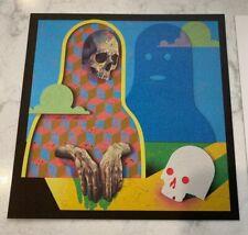 Micheal Reeder Deadringer Show Postcard Poster Rare  6 x 6