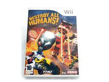 Destroy All Humans Lachez Le Gros Willy Wii / Wii U réf04190006