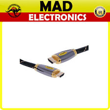 10m Pro High Speed HDMI 2.0 With Ethernet Cable 4k Ready at 60fps