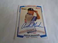 2012 BOWMAN ALL-AMERICAN CLASSIC AUSTIN MEADOWS RC AUTO SP #/235 RARE RAYS!