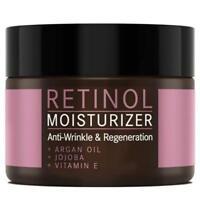 Retinol Creme 50ml Feuchtigkeitscreme Antifalten und Anti-Aging Funktion